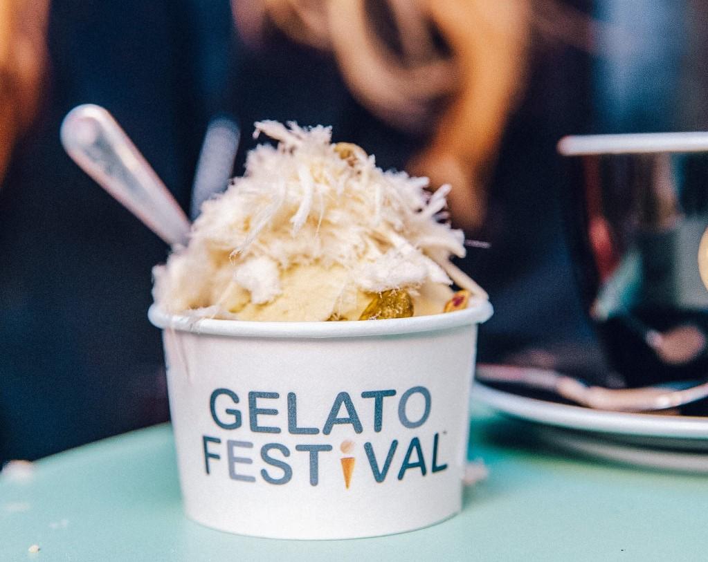 gelato festival cup
