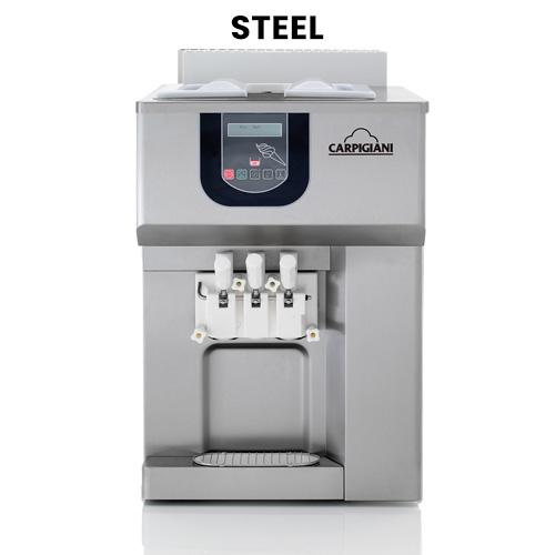 Carpigiani 193 Steel Twin Twist Counter-top Soft Serve Machine