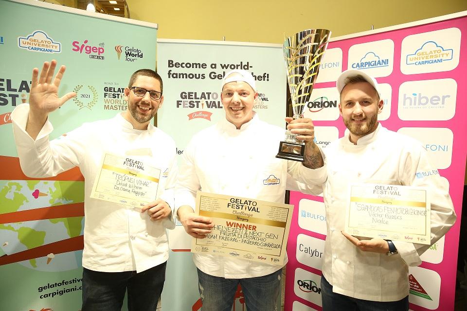 GF challenge hungary winners