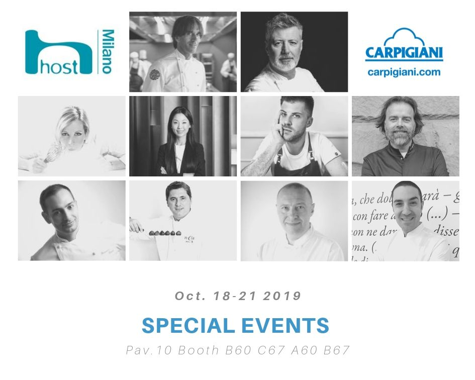 collage chef host 2019