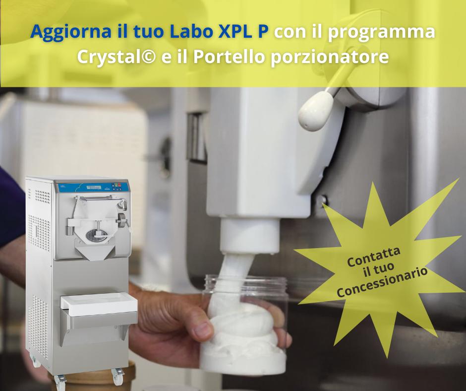 Aggiornamento Labo XPL P