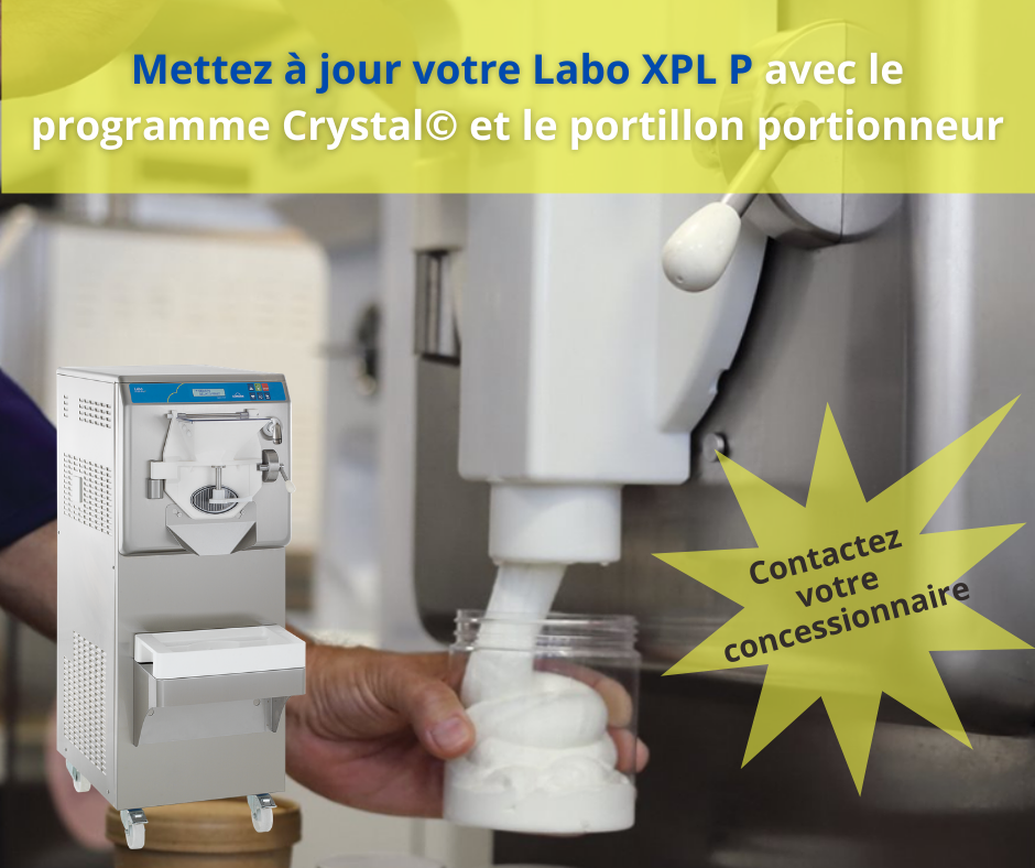 Labo XPL P crystal