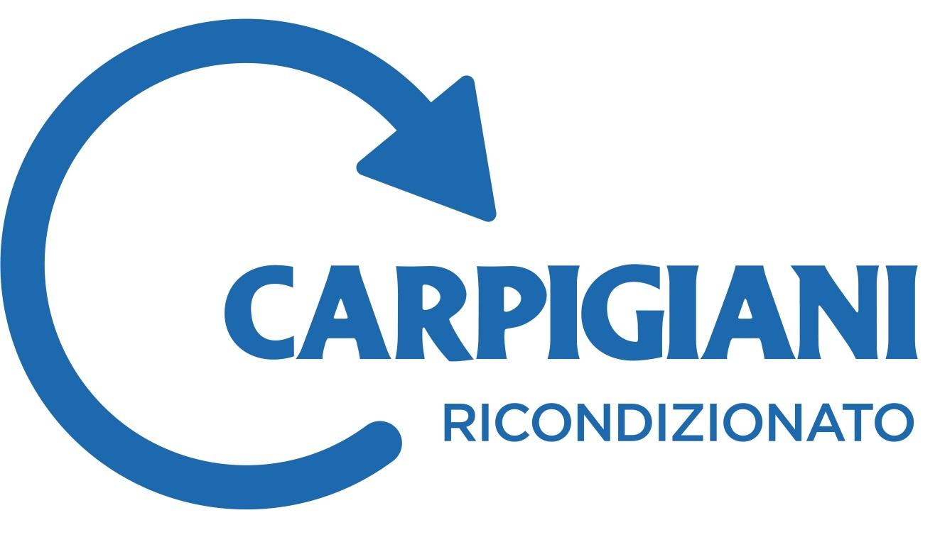 Logo Carpigiani ricondizionato