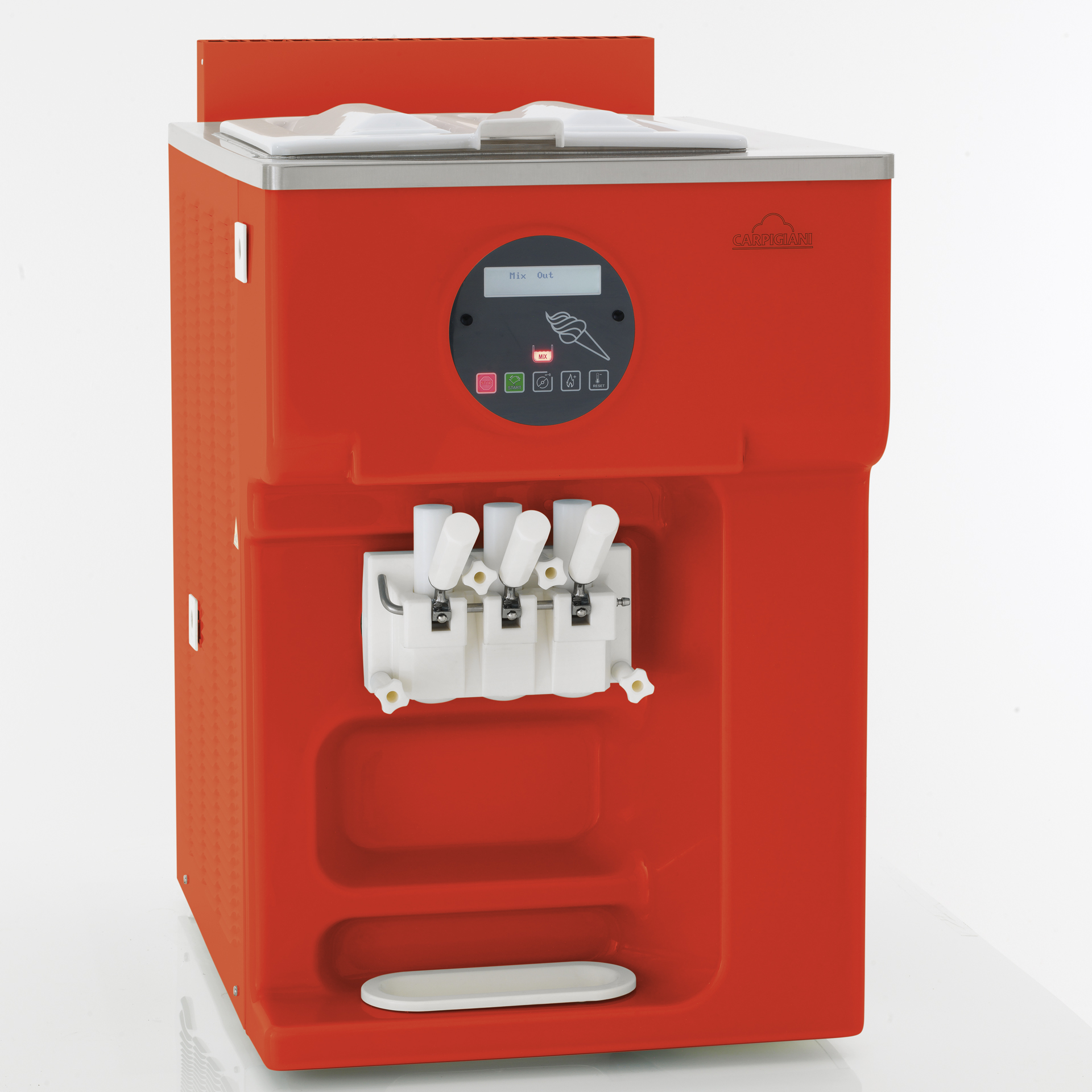 Carpigiani Soft Serve Machine - Total Only You Personalization